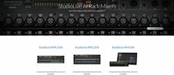 StudioLive AL Rack Mixers