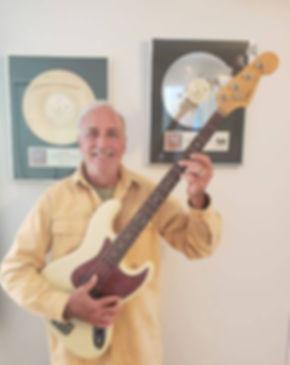Jack Lavin Tokai Bass Artist