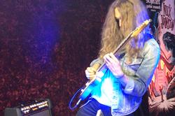 Nick Johnston at Westcoast Guitars