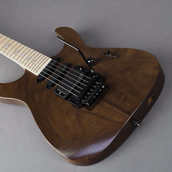 Caparison Dellinger Walnut Mahogany Maple