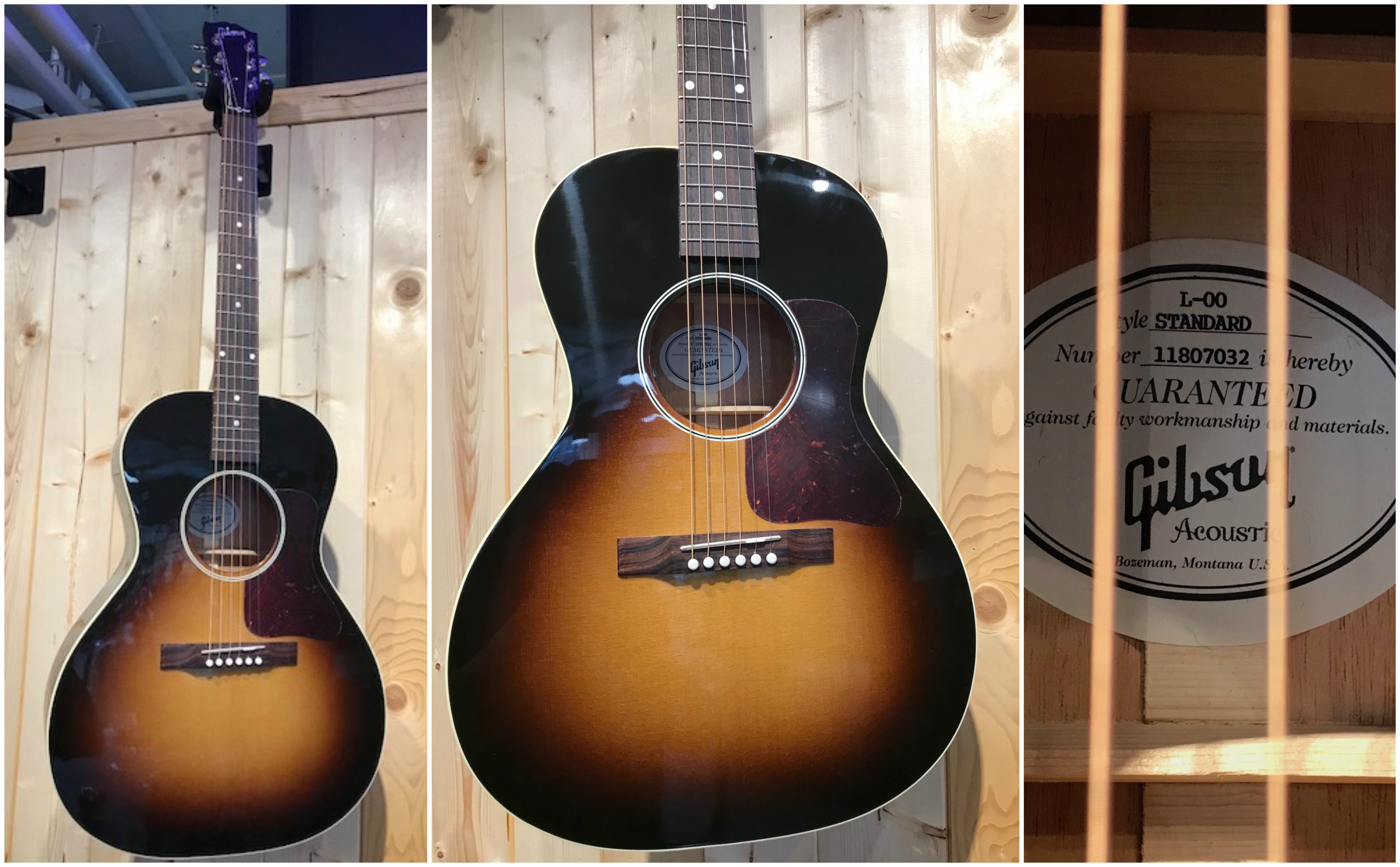 Gibson Acoustics Dealer Canada Westcoast Guitars Shipping Canada Wide