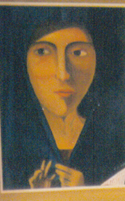"Jozsef Burge "" Portrait """