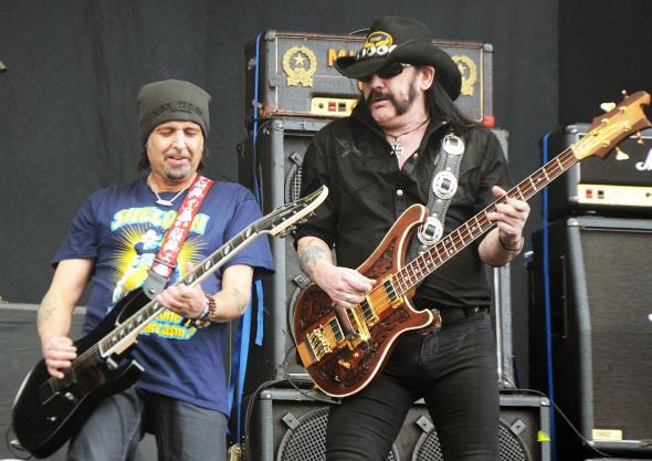 Caparison Guitars Motorhead