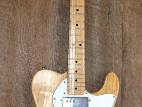 1976 Fender telecaster thin-line