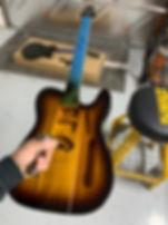 Gene Baker Master Builder Phoenix Build For Westcoast Guitars
