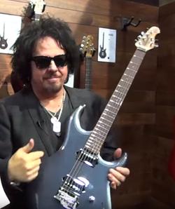 Steve Lukather  # 1Ernie Ball Dealer