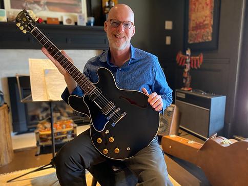 Gibson Artist Elijah  2021 Lefty ES-335 Custom Shop