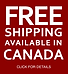 Free shipping Canada wide over 1000.00 . Some restricitions apply.