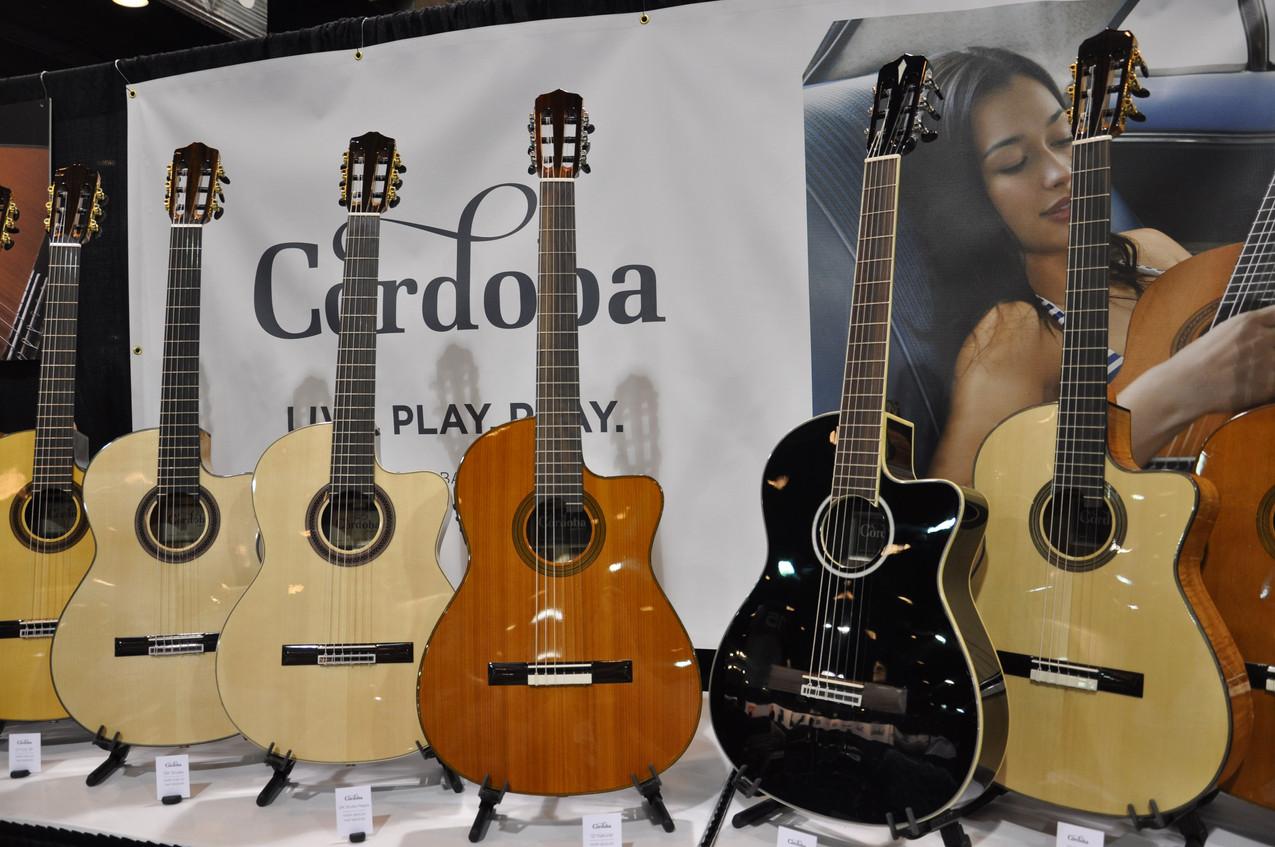 Cordoba Guitars Dealer Canada