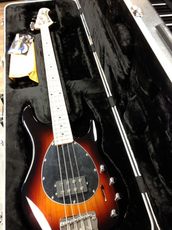 AVAILABLE MusicMan Bass 2