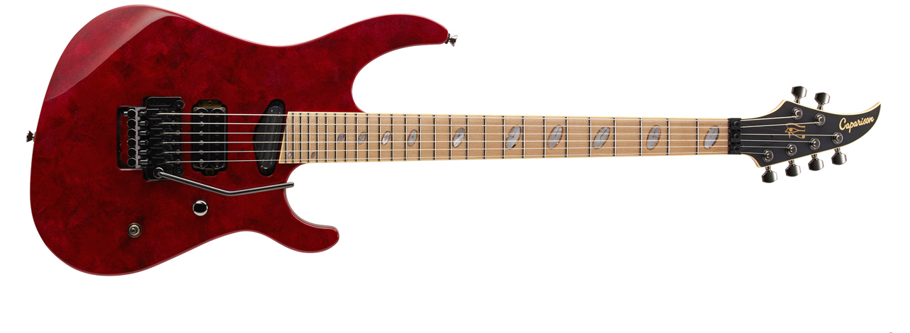 Caparison Horus-M3 Trans Red