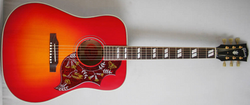 Gibson Hummingbird Red Adirondack Spruce LTD