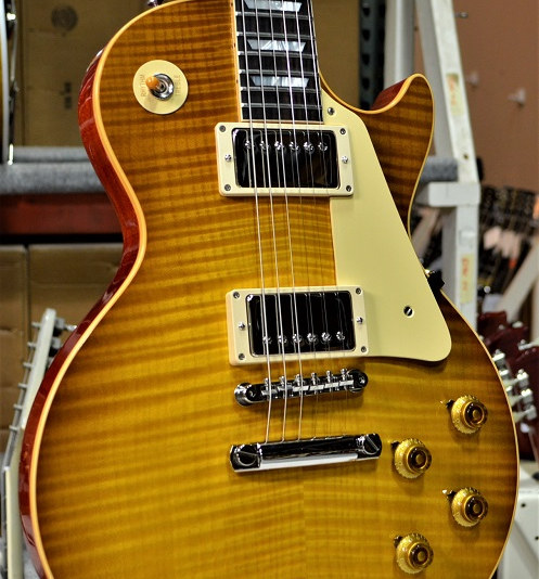 1959 Les Paul New Arrivals From Gibson Custom Shop Call 604 682 4422