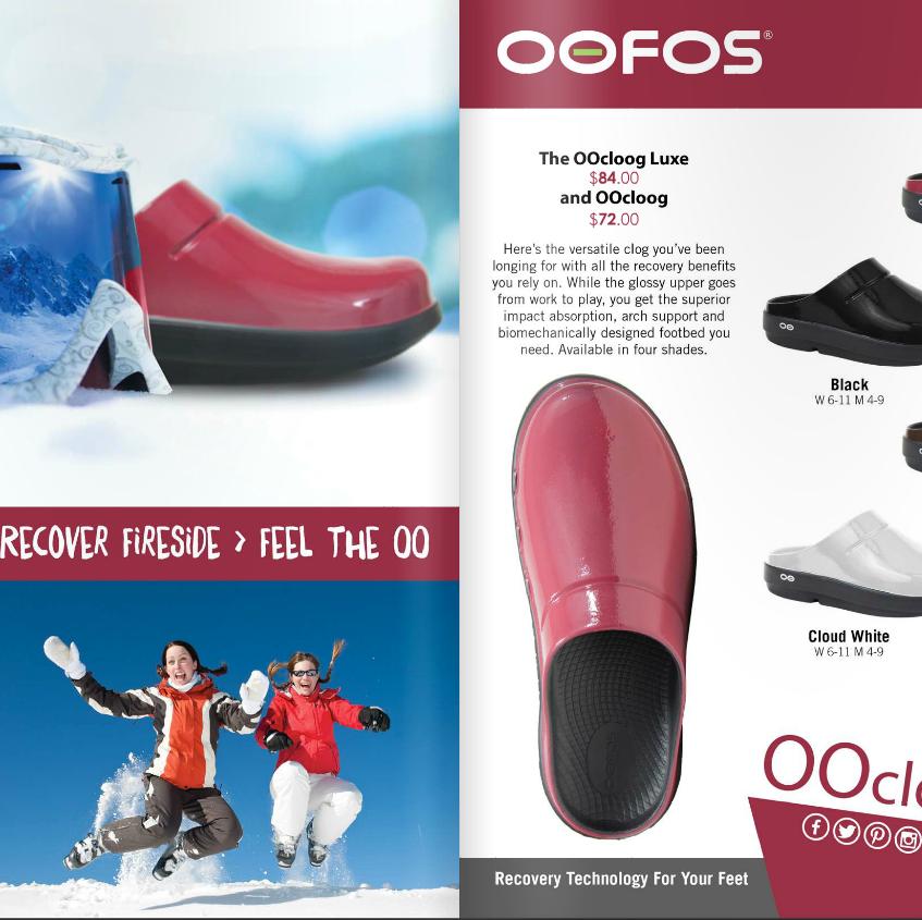 OOFOS Dealer Canada