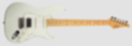Suhr Classic S Maple Fingerboard Olympic