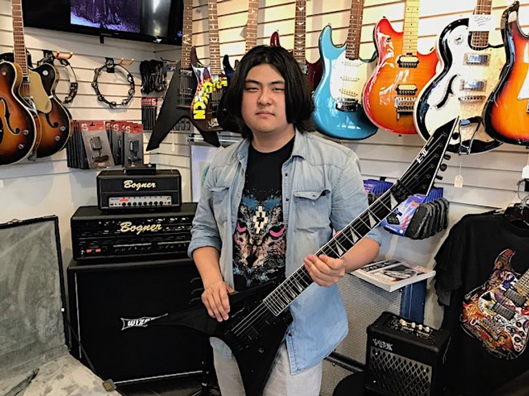 Canada's number one guitar shop specializing in high end ESP Japan Guitars Best Price Guaranteed Shipping Online Special Orders Custom Shop ESP