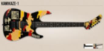 westcoast guitars esp dealer canada best online store george lynch kamikaze-1