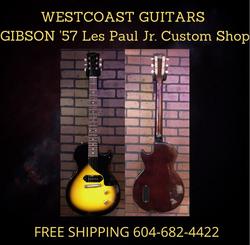 57 Les Paul Junior Custom Shop
