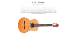 Cordoba C12 Limited  Dealer Canada