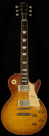 Gibson Custom 60th Anniversary 1959 Slow Iced Tea Burst