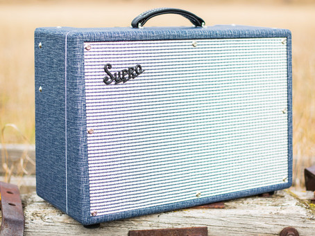 SUPRO AMPLIFIERS ARE FLYING OUT THE DOORS AT WESTCOAST GUITARS !