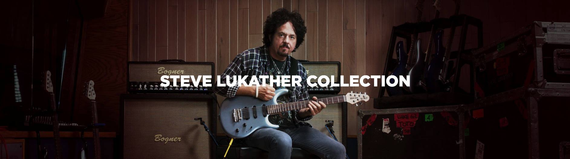 Ernie Ball Steve Lukather Collection