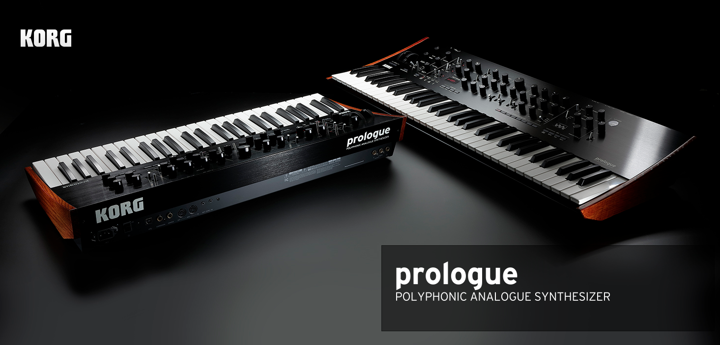 2018 Korg Prologue Polyphonic Anologue Synthesizer