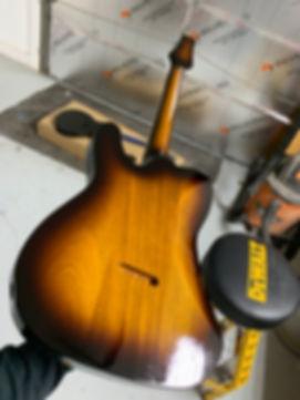 b3 Guitars Dealer Canada Custom Built by Master Luthier Gene Baker