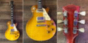 SOLD Gibson Custom Shop 2018  1959 Reissue Les Pauls Best Handpicked
