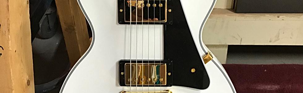 SOLD CALL TO ORDER  Gibson Custom Nashville