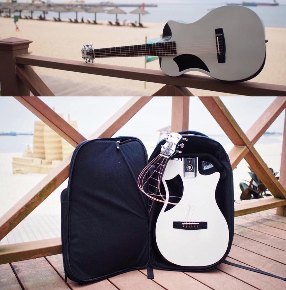 Journey Carbon Guitars