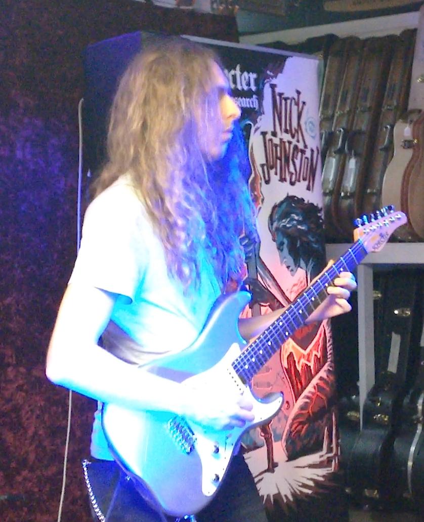 Nick Johnston Westcoast Guitars