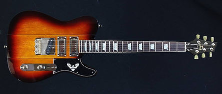 Authorized Canada Dealer For b3 Guitars By Gene Baker