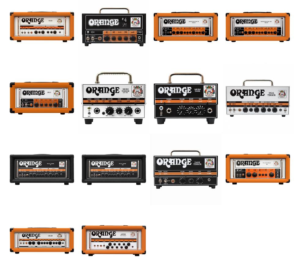 Orange, Amplifiers, Dealer, Canada,