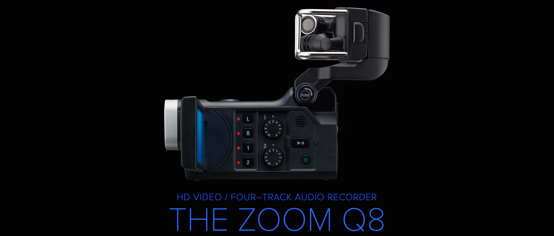 Zoom Q8 Dealer Canada