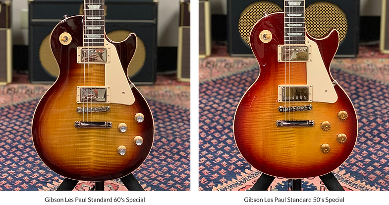 Gibson 2019 Les Paul STD 50's and 60's S