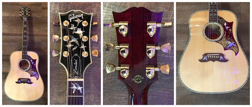 2018 Gibson Doves In Flight Ltd