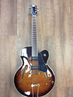 Tokai Archtop With Lollars SOLD
