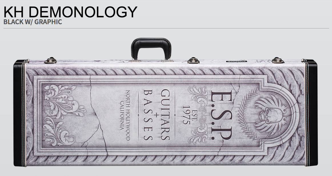 Demonology Case