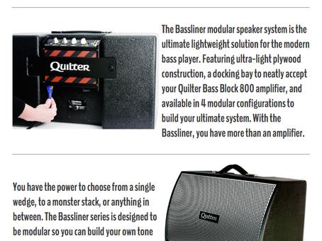 Quilter Amplifiers Dealer Canada Westcoast Guitars News