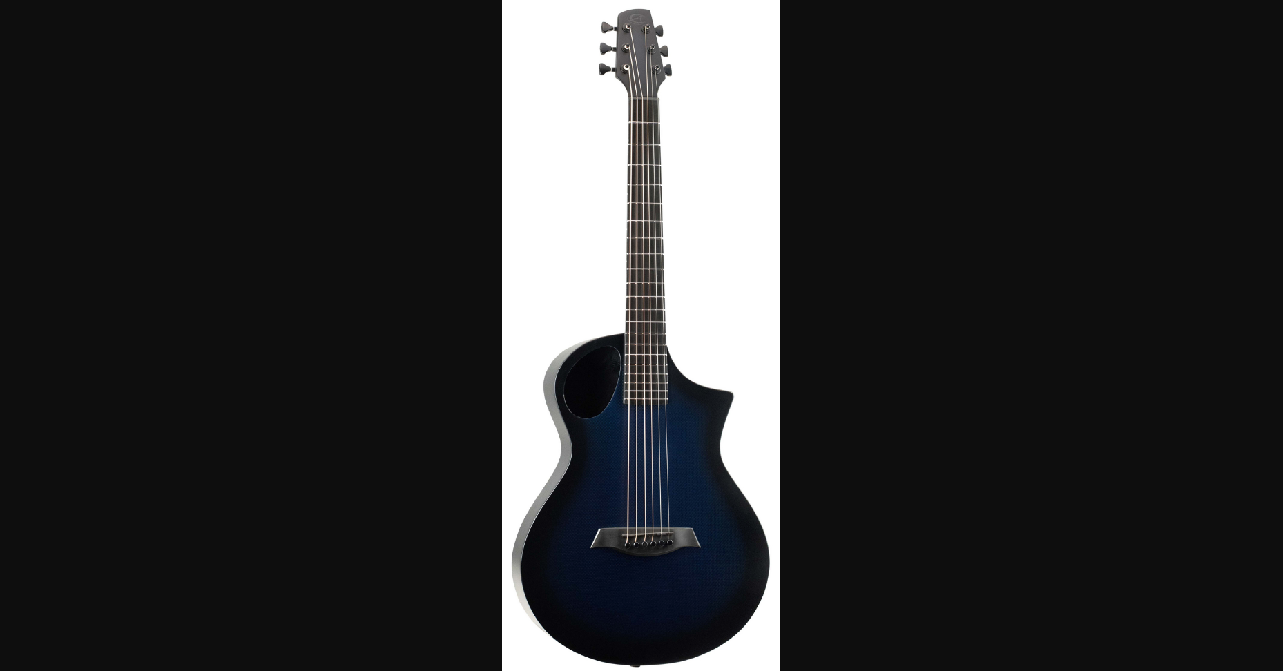 Cargo Satin Blue Burst