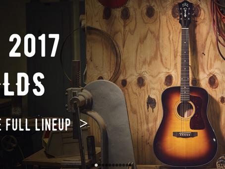Westcoast Guitars Appointed Guild Guitars Dealer Canada 2017