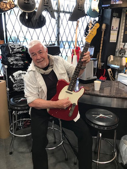 Jim Byrnes Nashguitars T-63