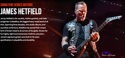 ESP James Hetfield Dealer Canada