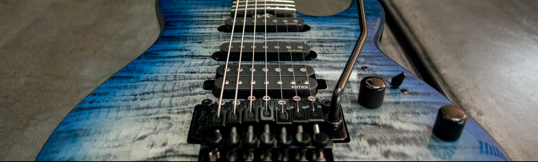 Schecter Extended Range Guitars