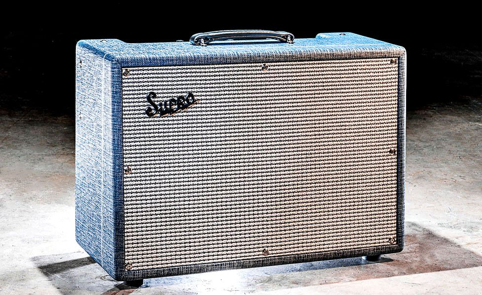 Supro Dual-Tone 1624T Front