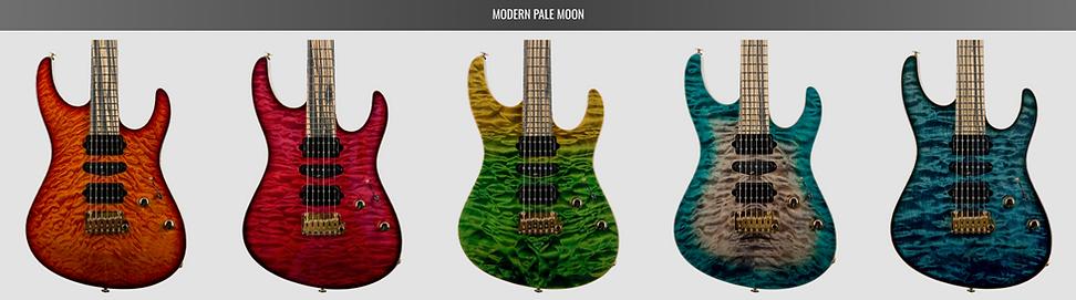 Suhr Modern Pale Moon