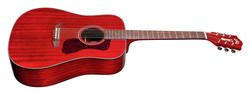 Westerly D-120 Cherry Red