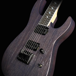 Caparison Dellinger II FX-WM in Machine Grey