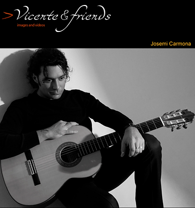 Vicente Carrillo Dealer Canada Best Flamenco & Classical Spanish Guitars